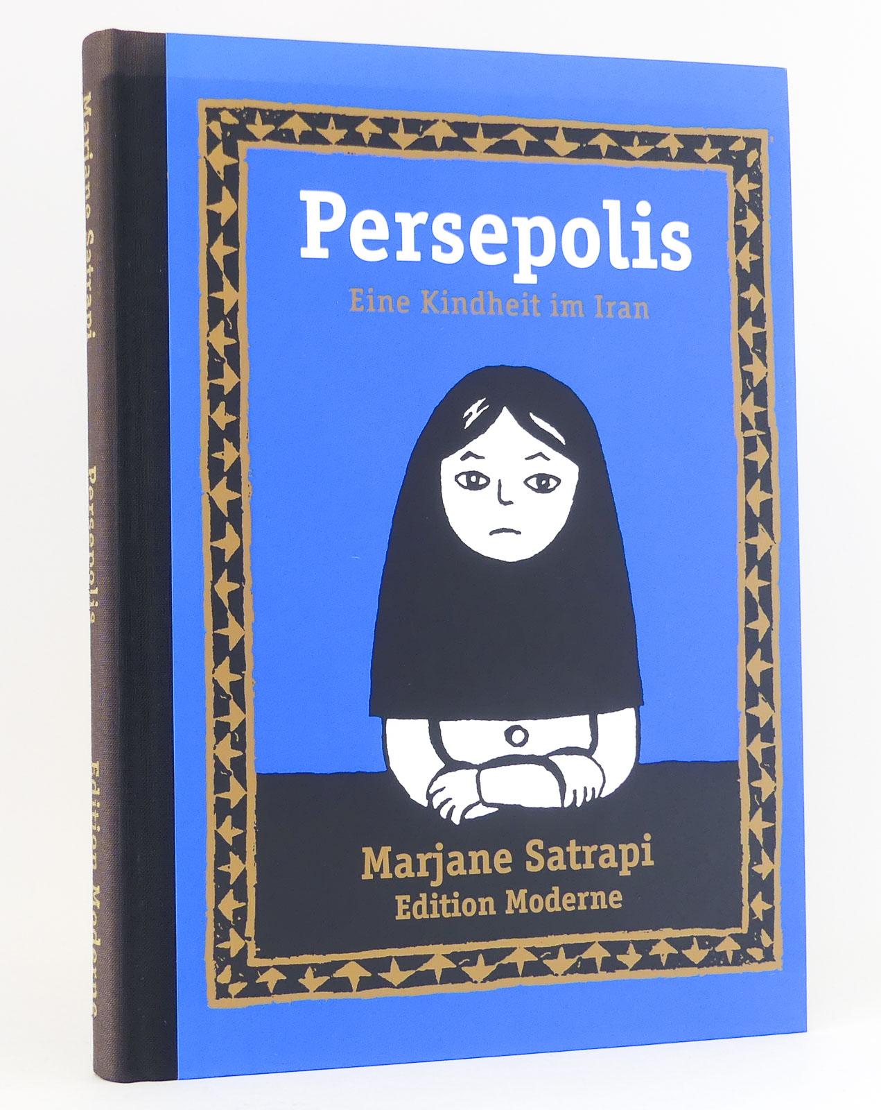 Persepolis, Band 1: Eine Kindheit im Iran - Satrapi, Marjane