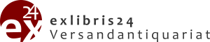 Logo des exlibris24 Versandantiquariates im eBay Shop